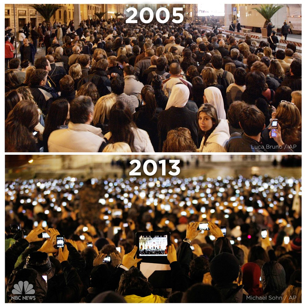 salt in timp smartphone