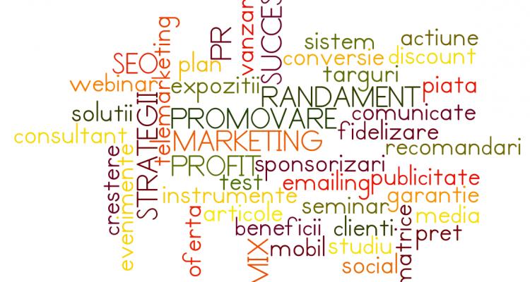 Pilonii de marketing