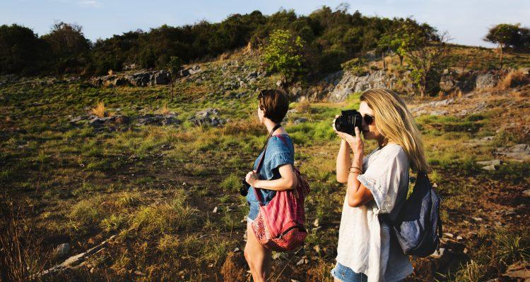 turism, femeie